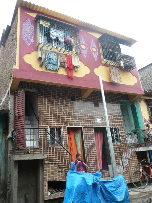 A house on Road no.4, Shivaji Nagar