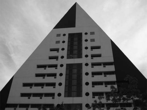 Triangle Building- Belapur, Tall-Tales