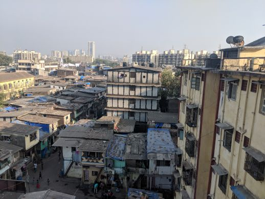 Dharavi's homegrown settlement
