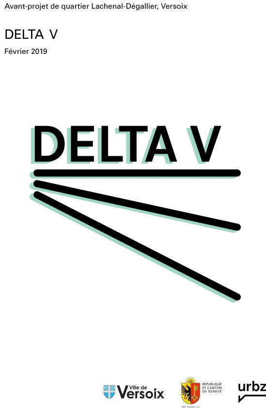 Delta V Report, in French (Versoix, Geneva, Switzerland)